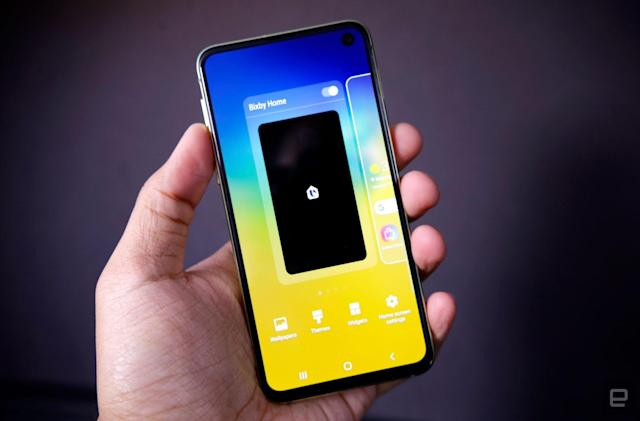 Samsung's more affordable Galaxy S10e will cost $750