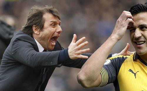 Antonio Conte wants to sign Alexis Sanchez
