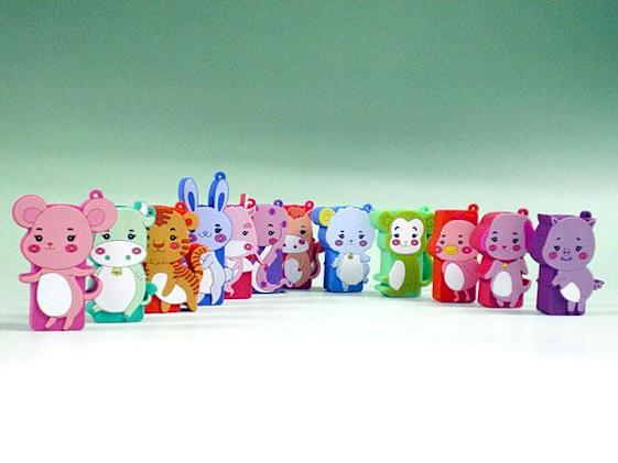 EverGreen's Chinese Horoscope MP3 players begin their adorable invasion