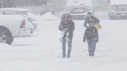 Dangerous storm threatens 40+ cm of snow in Ontario
