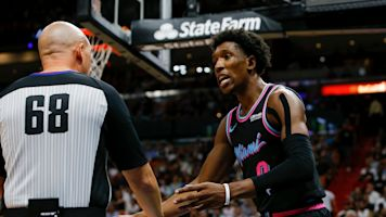 Josh Richardson fined $25K for throwing shoe into stands