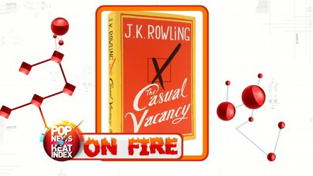 New J.K. Rowling Book Cover Revealed