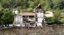 Alpes-Maritimes: plus de 2.000 bâtiments à expertiser après les intempéries