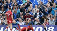 Young guns have fired up Leinster, says Sexton