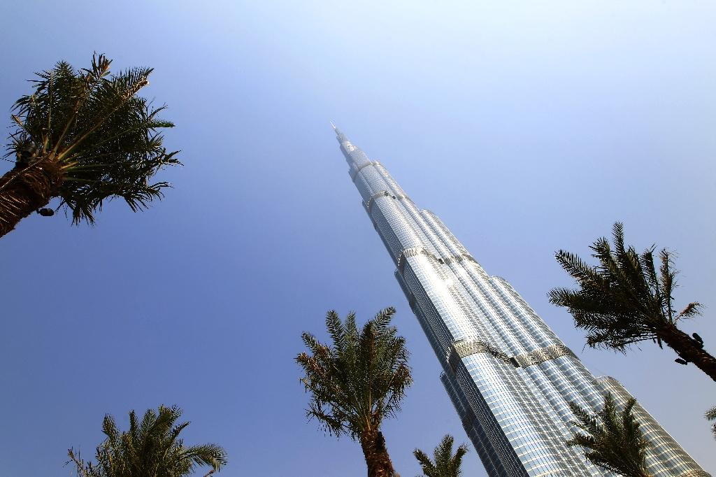 Burj Khalifa is 828 metres (2,700 feet) high and it cost $1.5 billion to build. It was opened in January 2010