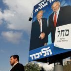 Trump expects 'close' Israeli election