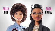 Barbie Honors Rosa Parks and Sally Ride with New Dolls: They Made the 'World a Better Place'