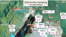 NRG Metals Announces High Grade Lithium Sample Results at Hombre Muerto Norte Project and Issue of Drilling Permits