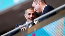 Euro 2020:Uefa rules out 'unfair' pan-European Euros in the future - latest updates