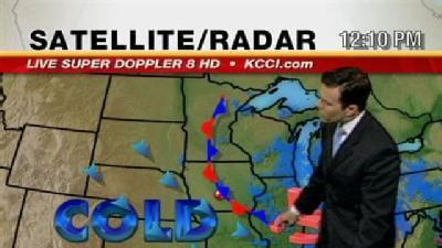 Video Forecast: How Low Will Temps Go?