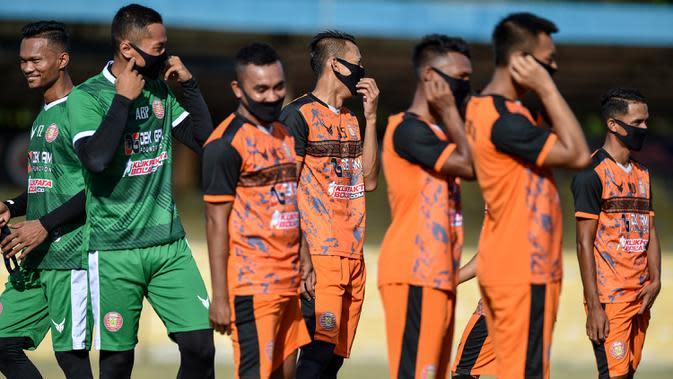 Persiraja Mengusung Misi Khusus Di Piala Menpora 2021
