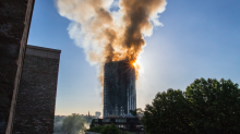 Devastated Grenfell Tower resident claims fire was caused by his fridge exploding
