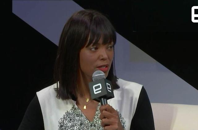 Aisha Tyler on technology's power to enable filmmakers