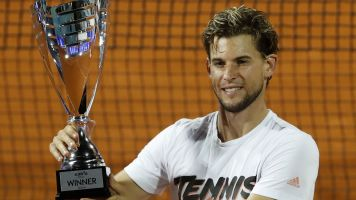 Thiem 'extremely sorry' for playing in Adria Tour