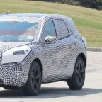2019 Ford Escape spied with Focus-inspired design