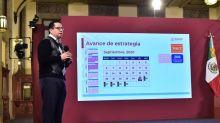 México contabiliza 75.844 muertes y 720.858 contagios por COVID-19