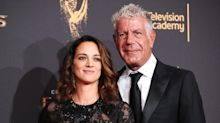 Asia Argento Quotes Breakup Song by Singer Who Died of Suicide as Anthony Bourdain Is Cremated