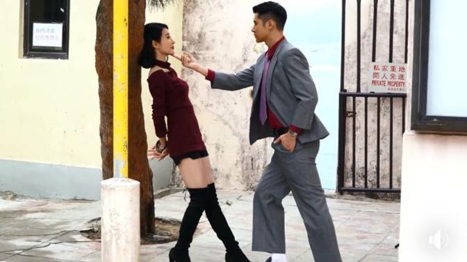 【《逆緣》番外篇】陳家樂林夏薇神演繹《喜劇之王》經典場面