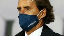 'No disrespect intended': Italy coach Mancini apologises for Covid cartoon