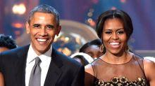 Celebrities Post Touching Tributes to Barack Obama