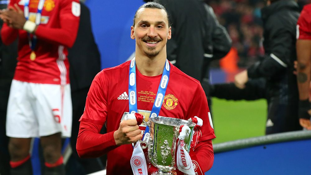 ManUnited-Star Ibrahimovic in Top-Form