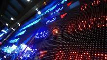 Stocks volatile as 10-year yield nears 3%