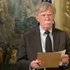 Following 'explosive' report about John Bolton's book, Democrats say he must testify in impeachment trial