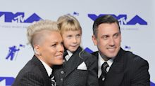 Pink Says Her 'Entire Family' Has the Flu