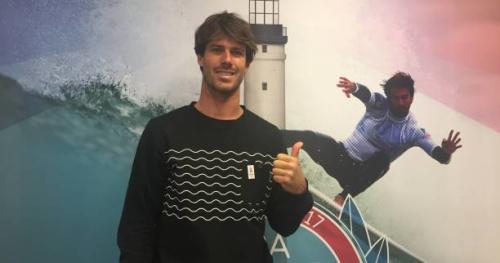 Surf - Mondiaux - Vincent Duvignac : «Amener la France sur la plus haute marche»