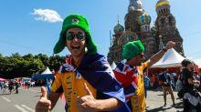 Beauty-Trends zur WM in Russland: Warme Militärmützen in allen Farben