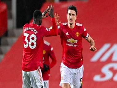 Premier League: 'Time to stand up and be counted,' says Harry Maguire after Manchester United's shock loss to Sheffield United