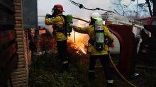 RFS Volunteer Fire Crew Hospitalised After Water Tank Rollover