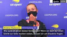 US Open: Mladenovic kritisiert Veranstalter: Wie Gefangene
