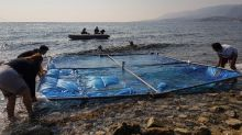 Greek researchers enlist EU satellite against Aegean sea litter