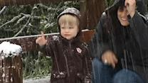 People head to Bay Area mountains in search of snow