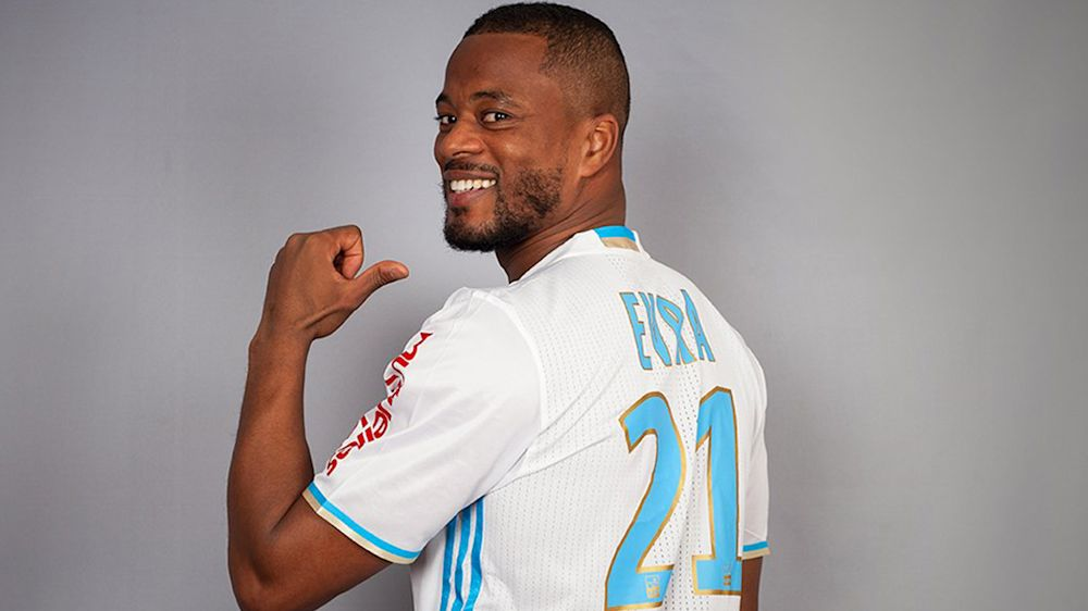 VIDEO: Joyous Evra attempts to end the Monday blues