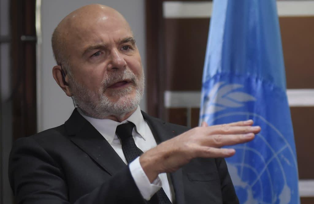 UN rapporteur slams killings of Colombian rights defenders