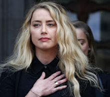 Amber Heard: 'I did not choose this fight and now place my faith in British justice'