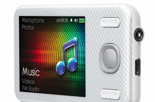 Creative debuts ZEN X-Fi Style, ZEN Style portable media players