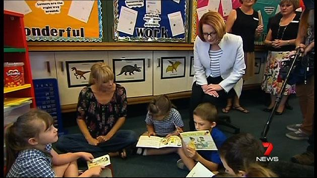PM promises billions for education