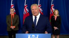 Coronavirus: Ford says he's being 'polite' by calling groups discouraging public health measures 'yahoos'
