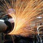 China factory activity expands at fastest pace in nearly a decade - Caixin PMI