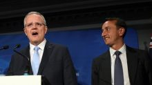 Australia's ruling coalition forced into minority government