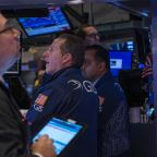 Stock market news live: Stocks end week lower as confirmed cases of coronavirus rise