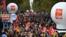 Troisième journée de grève à l'appel de la CGT, toujours en cavalier seul
