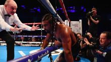 David Haye's boxing career looks over as Tony Bellew's team eye Joseph Parker fight