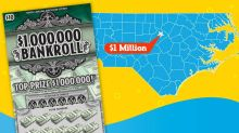 NC lottery player almost forgot about her ticket — but avoided the $1 million mistake