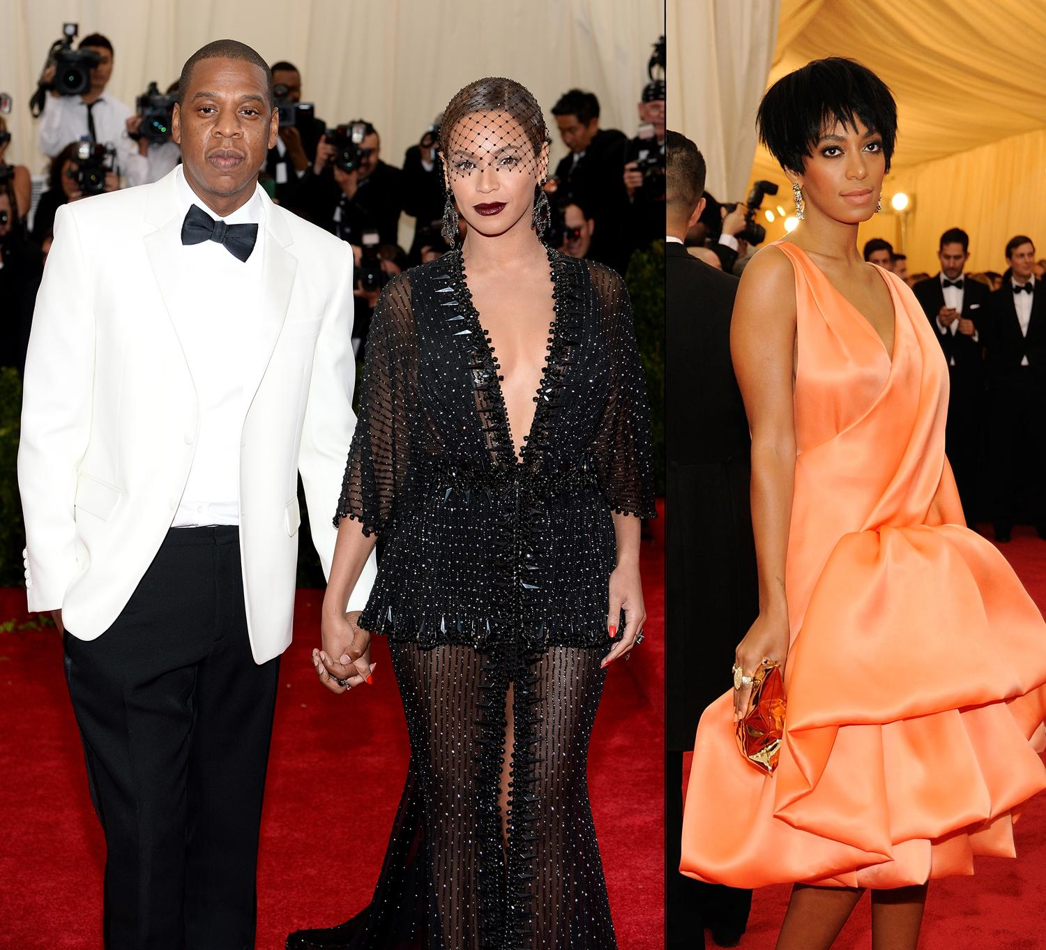 pics Beyoncé Alludes to the Elevator Fight in New SongRemix