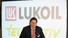 OPEC's oil cut proposal would boost price to $60 a barrel - Russia's Lukoil