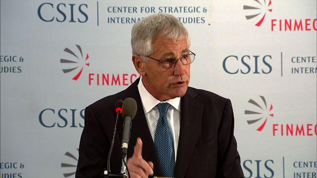 Hagel: Budget crisis will cause